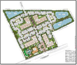 Enclave 3230 Site Map