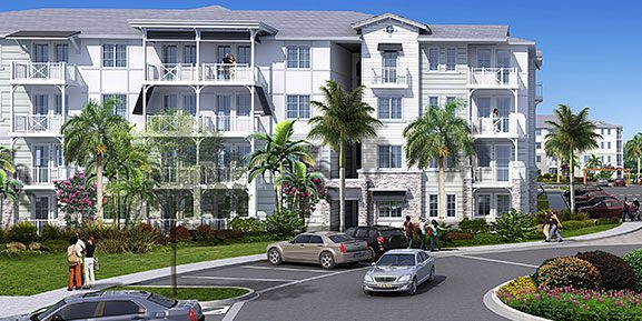 The Enclave 3230 apartments South Daytona
