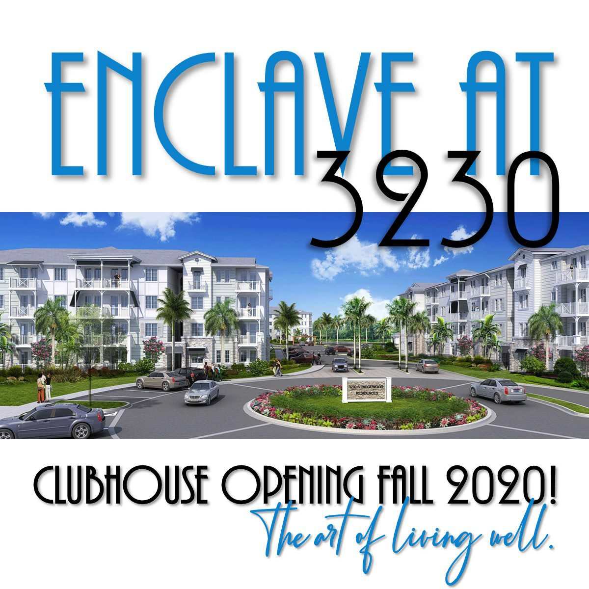 Rendering Photo of The Enclave at 3230