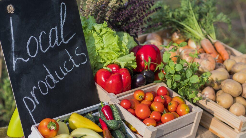 Farmers Market, fresh produce, Daytona Beach, Art, Jewelry