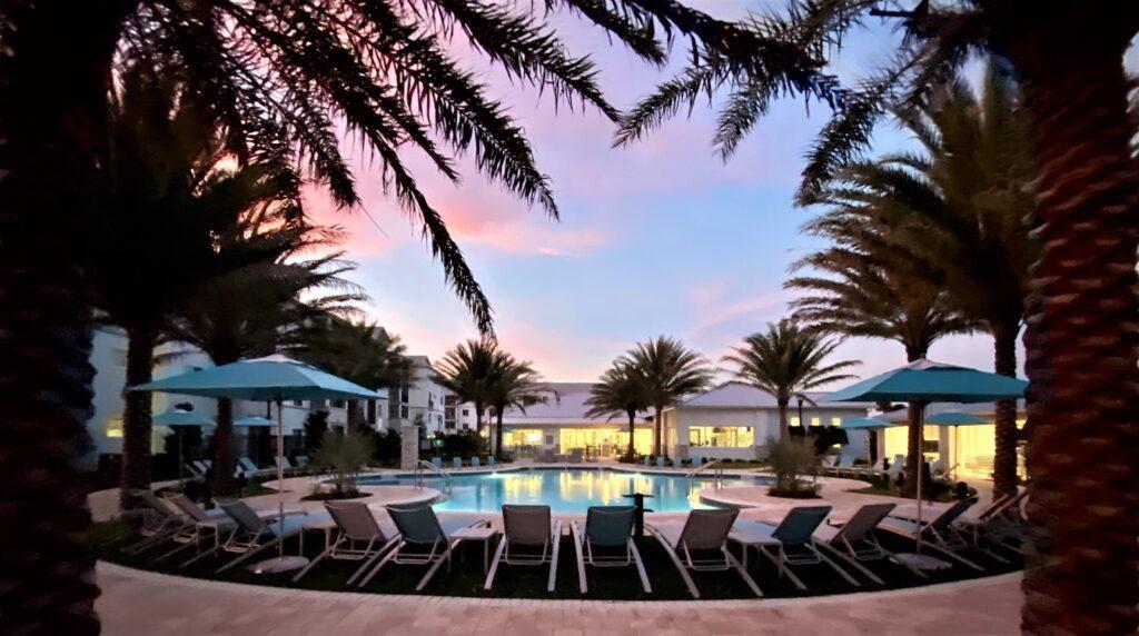 The Enclave 3230 Apartments South Daytona Brand New, Resort Style Pool, South Daytona