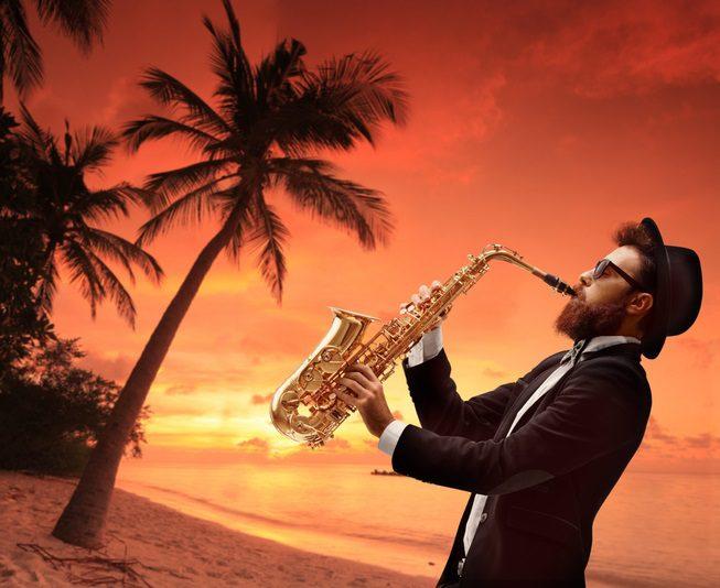 Jazz festival on the beach in daytona beach, fl near Enclave at 3230