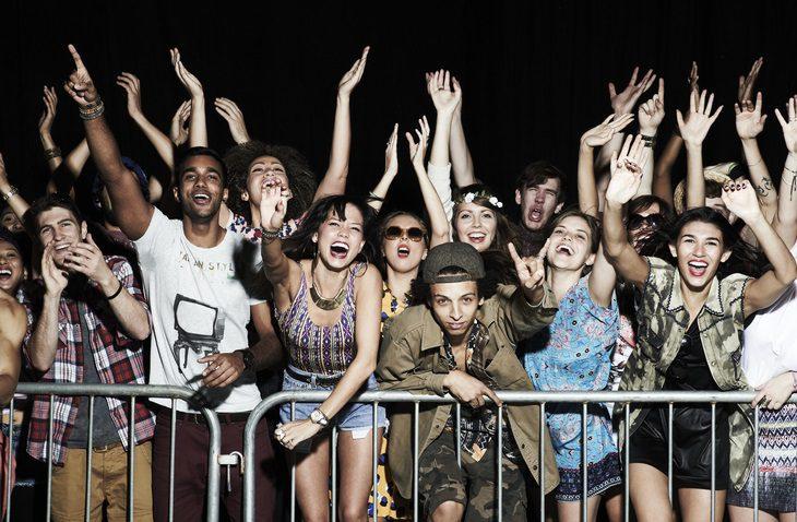 Hard Rock Concert in Daytona Beach