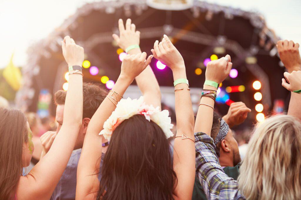 Rock festival in daytona beach near Enclave at 3230
